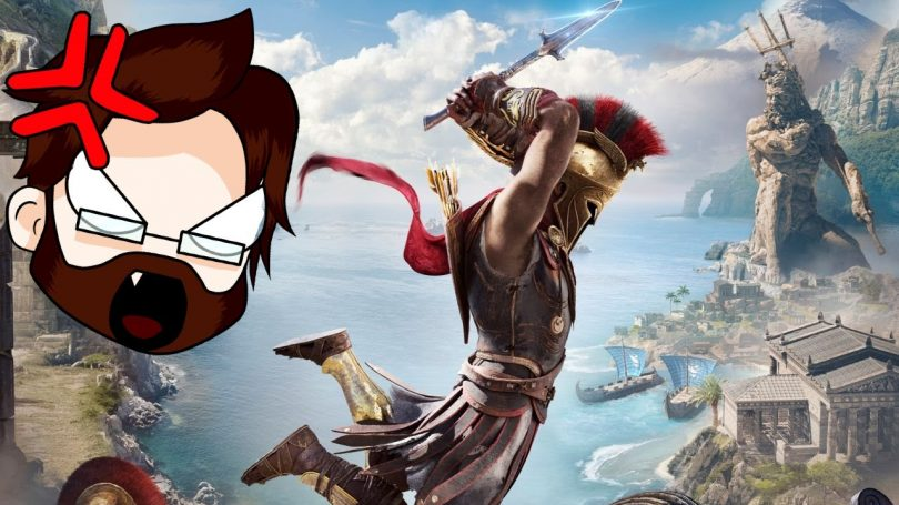 Assassins Creed Odyssey | DAS IST SPARTA! – #001 | Defender833