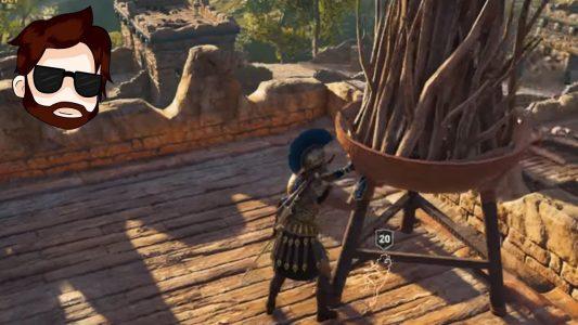 Assassins Creed Odyssey | Die Festung Tyrins – #040 | Defender833