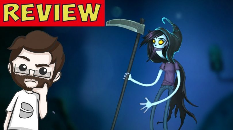 Flipping Death | Switch Review | Deutsch