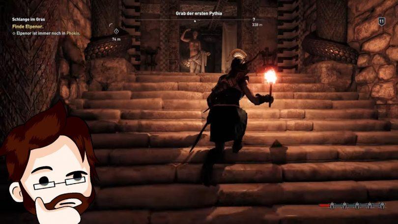 Assassins Creed Odyssey | Das Grab ersten der Pythia – #016 | Defender833