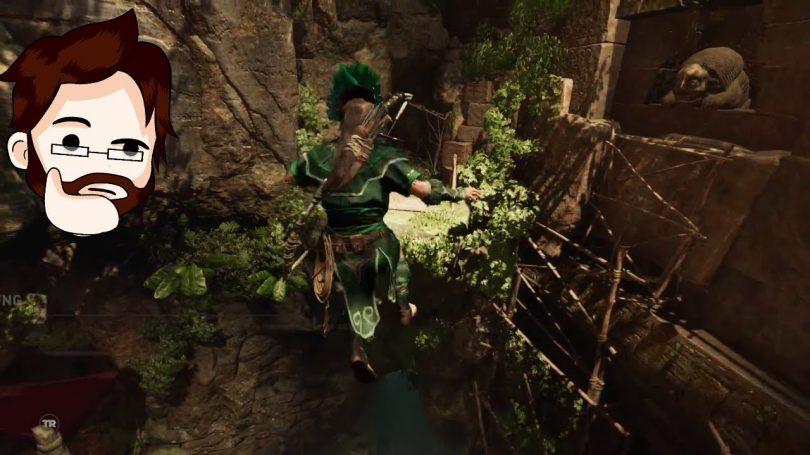 Shadow of the Tomb Raider – Erkundung der verbotenen Stadt – #028 | Defender833