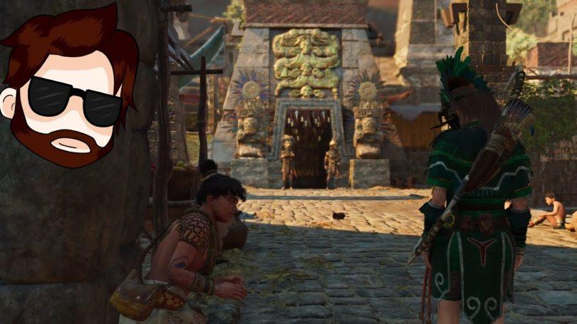 Shadow of the Tomb Raider – Unter Feinden – #021   Defender833