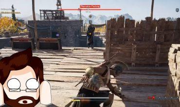 Assassins Creed Odyssey | Jagd auf Elpenor – #017 | Defender833