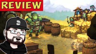 Steamworld Quest: Hand of Gilgamech   Review   #5MM  #SWQuest