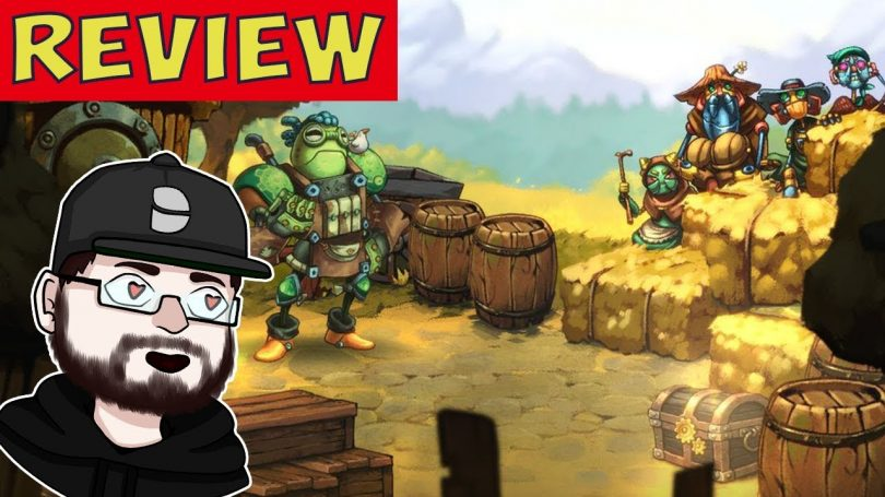 Steamworld Quest: Hand of Gilgamech | Review | #5MM |#SWQuest