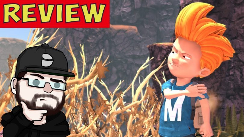 Max: The Curse of Brotherhood | Switch Review | #5MM | #maxthecurse