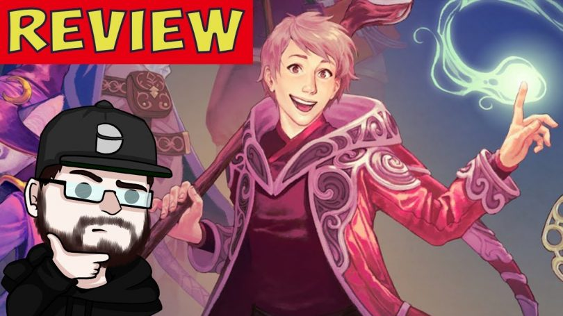 Nine Parchments | #SwitchReview | #NineParchments | Defender833