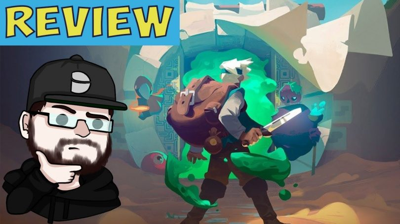 Moonlighter | Dungeon Crawler in der Review | #5MM | #moonlighter