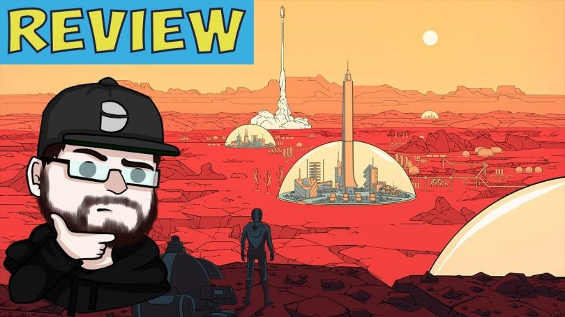 Surviving Mars | SciFi Base Building in der Review | #5MM | #SurvivingMars
