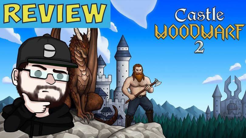 Castle Woodwarf 2 | RTS / TowerDefense in der Review | #5MM | #castlewoodwarf