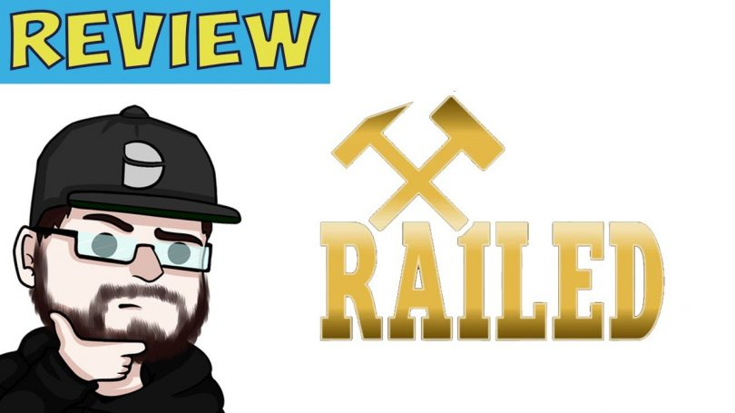 Railed | Zug Puzzler in der Review | #5MM | #Railed