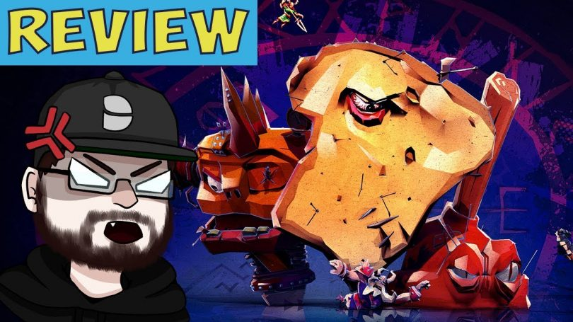 Bossgard | 1v5 Arena Brawler in der Review | #5MM | #Bossgard