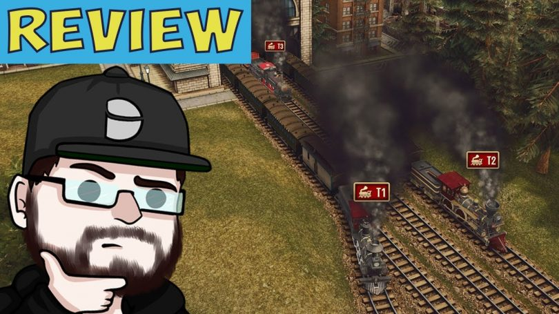 Railroad Corporation Review | Eisenbahn Management für Einsteiger im Test | #RailroadCorporation