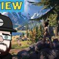 Pine Review | OpenWorld Action Adventure im Test | #5MM | #pine