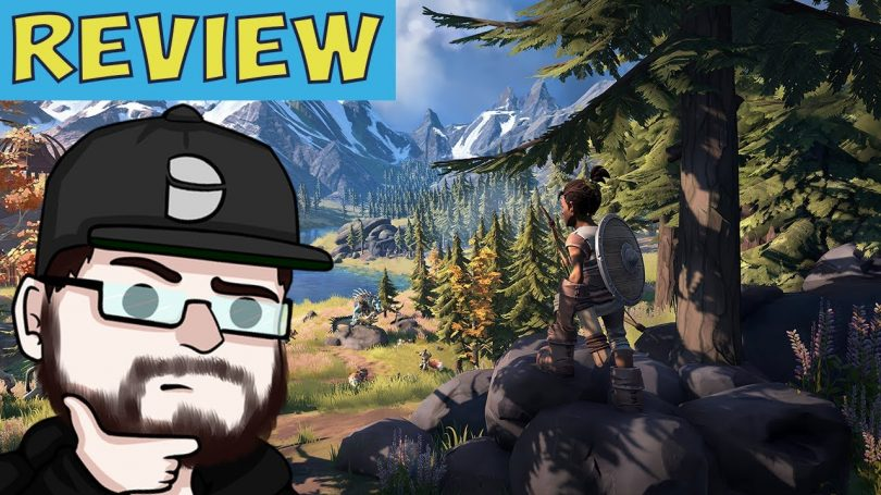 Pine Review | OpenWorld Action Adventure im Test | #5MM | #pine